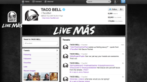 Taco Bell Twitter Brands Businesses Using Twitter