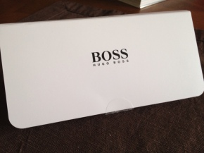 Hugo Boss Bryan Nagy Social Media Integrated Campaign 3D glasses