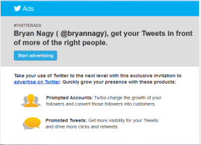Twitter expands promoted tweets trends accounts Bryan Nagy