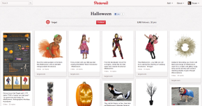 Target Halloween  Pinterest Marketing Bryan Nagy