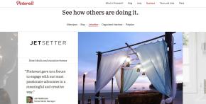 Bryan Nagy businesses on Pinterest social media marketing