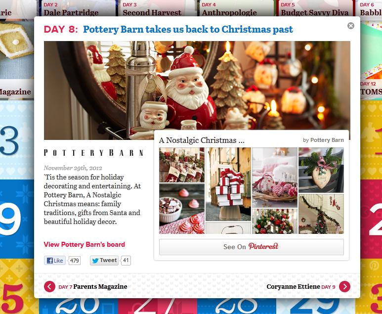Bryan Nagy 30 days of Pinterspiration Pottery Barn Brands on Pinterest
