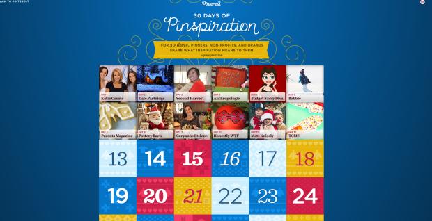 Bryan Nagy 30 days of Pinterspiration