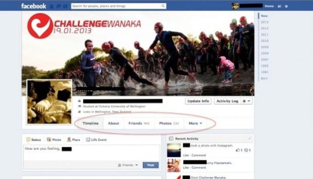 Facebook new timeline Mashable Bryan Nagy