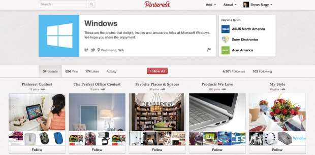 Windows on Pinterest