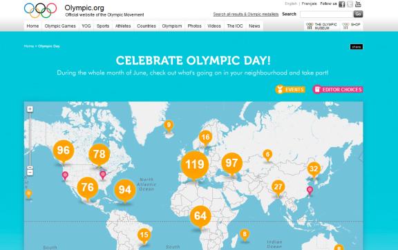 Olympics Marketing Campaign Bryan Nagy